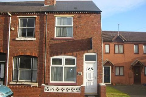 2 bedroom end of terrace house to rent - Flavell Street, Dudley DY1