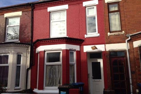 3 bedroom terraced house to rent - Hollis Road, Stoke, Coventry, CV3