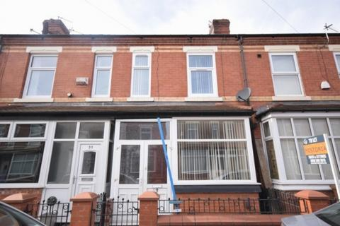 2 bedroom terraced house to rent - Haddon Street, Salford, M6 6BN
