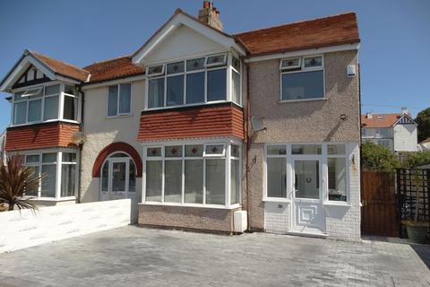 3 bedroom semi-detached house for sale - Penrhyn Avenue, Rhos On Sea