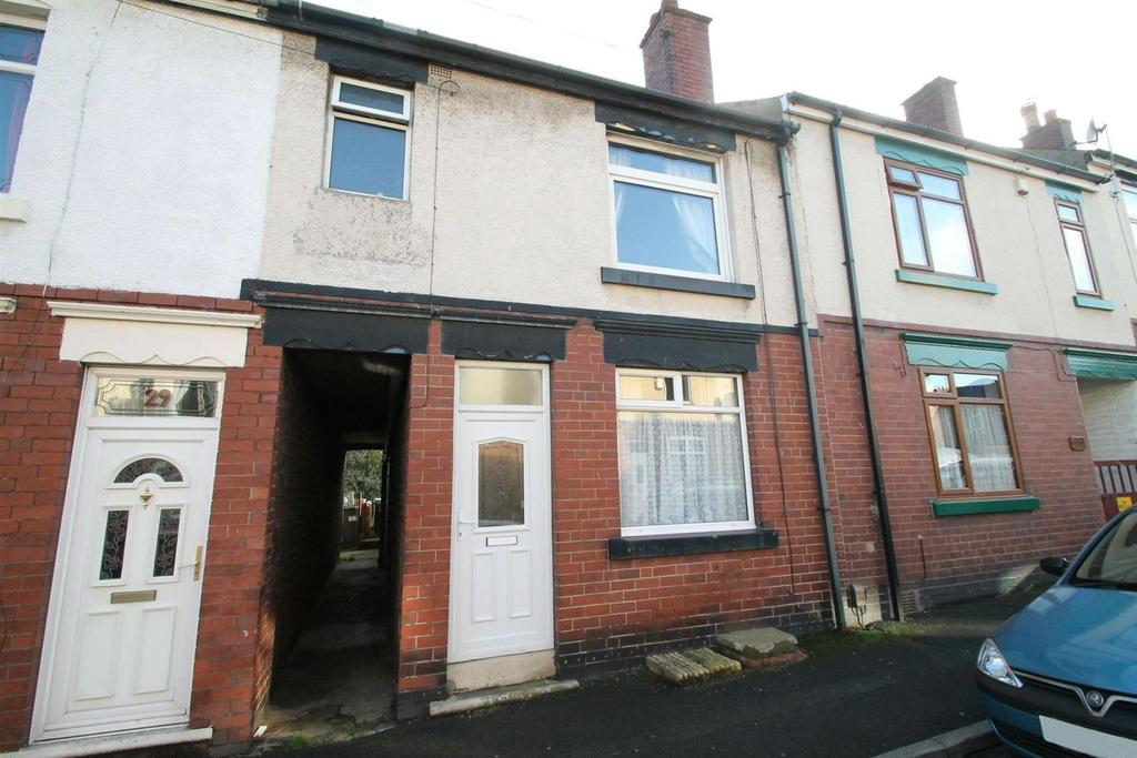 2 Bedrooms End Of Terrace House for sale in Wellington Street, Mexborough