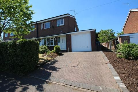 3 bedroom semi-detached house for sale - Lyneside Road, Knypersley, Staffordshire, ST8 6SD