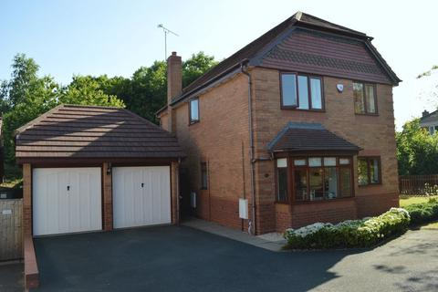 4 bedroom detached house for sale - Chancery Park, Priorslee, Telford, Shropshire.