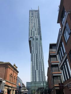 1 bedroom apartment to rent - Deansgate, Manchester, M3 4LU