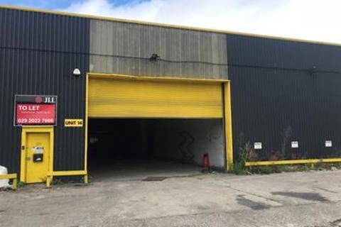 Industrial unit to rent - Unit 14 Withey Duffryn Court, Duffyn Business Park, Ystrad Mynach, CF82