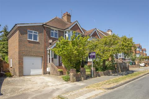 4 bedroom semi-detached house for sale - Rushlake Road, Brighton