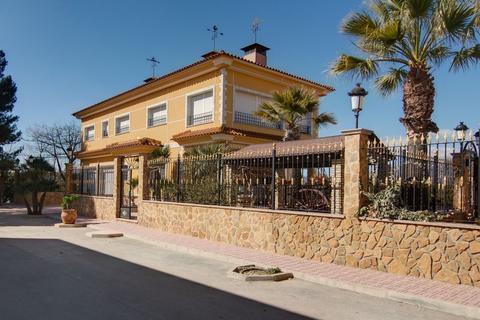 6 bedroom villa - Alicante