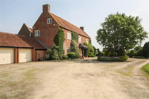 5 bedroom country house for sale - Willow Tree Farm, Vole Road, MARK, Somerset