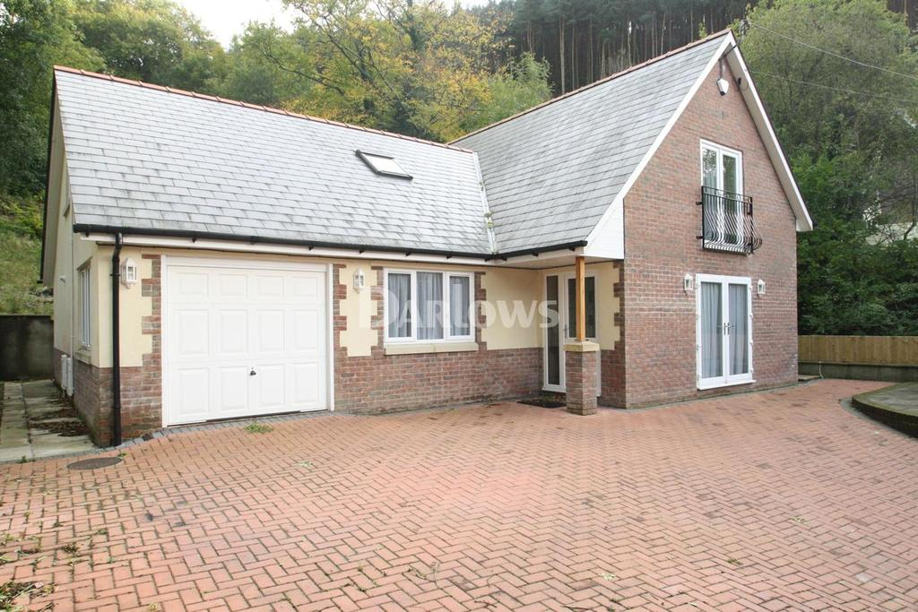 4 Bedrooms Detached House for sale in Graig Road, Abertillery, Gwent