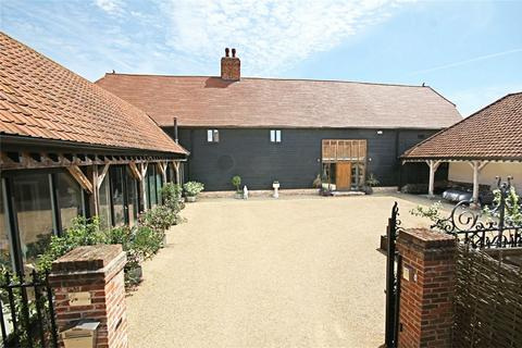 5 bedroom barn conversion for sale - Two Hoots Barn, Little Laver, Ongar, Essex