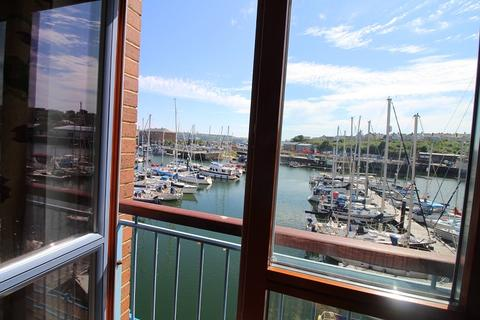 1 bedroom apartment for sale - Vanguard House, Nelson Quay, Milford Haven, Pembrokeshire. SA73 3AH