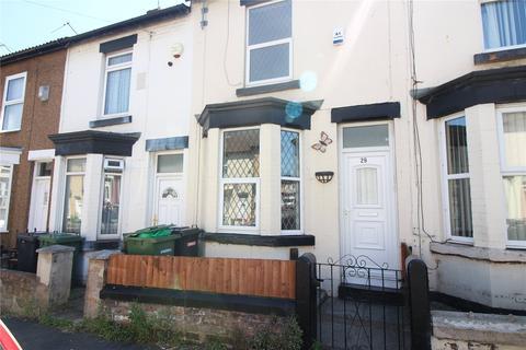 2 Bedroom Terraced House To Rent Woodville Road Birkenhead Merseyside Ch42