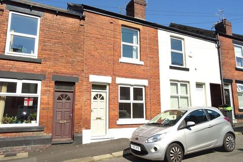 2 bedroom terraced house to rent - Dinnington Road, Woodseats, Sheffield S8
