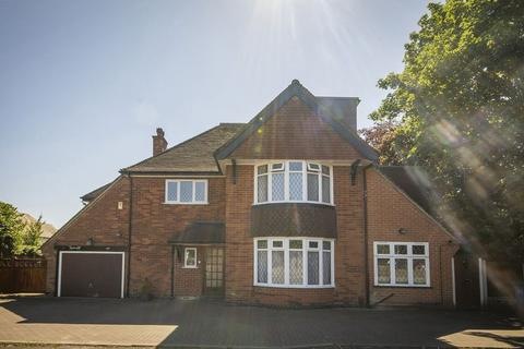 6 bedroom detached house for sale - Manor Road, Littleover