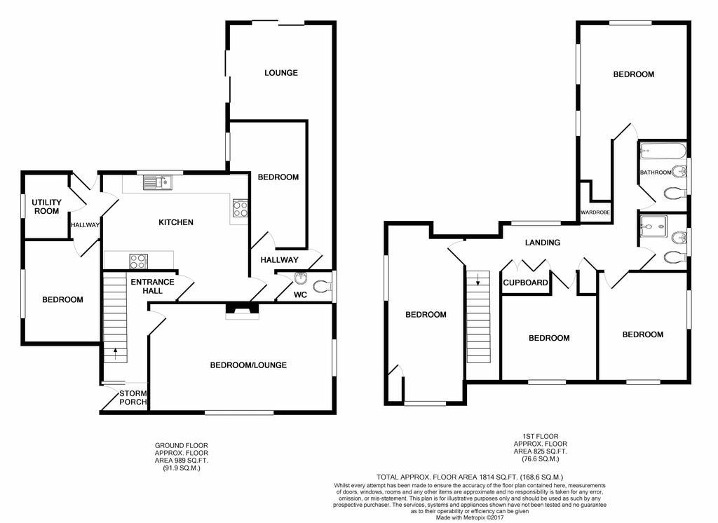 Floorplan: 29 Woodards View