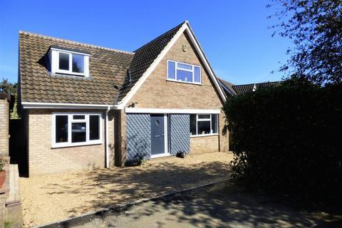 4 bedroom detached house for sale - Chestnut Avenue, Northampton