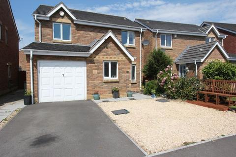 4 bedroom detached house for sale - Heol Pilipala, Rhoose Point