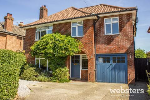 4 bedroom detached house for sale - Lyhart Road, Norwich NR4