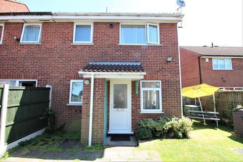 1 bedroom end of terrace house for sale - Ashbourne Court, Nottingham, NG6