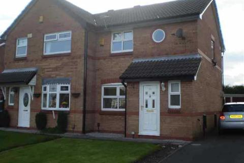 2 bedroom semi-detached house to rent - Grantham Crescent, Islands Brow, St Helens, WA11