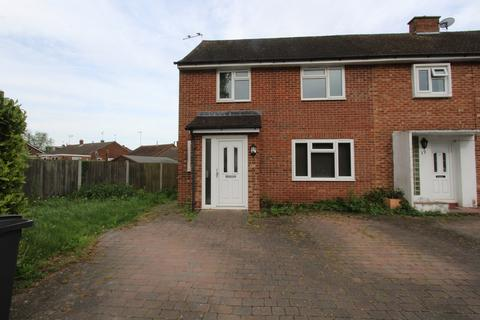 3 bedroom end of terrace house for sale - Berwick Avenue, Chelmsford, CM1