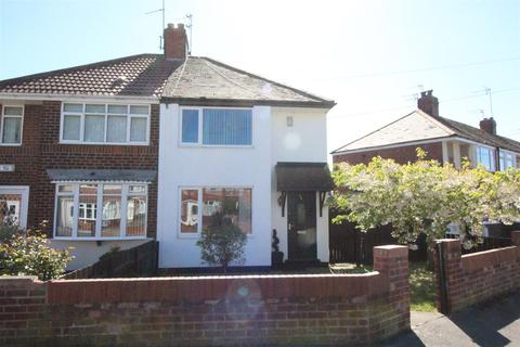 2 bedroom semi-detached house to rent - Welwyn Park Road, Hull
