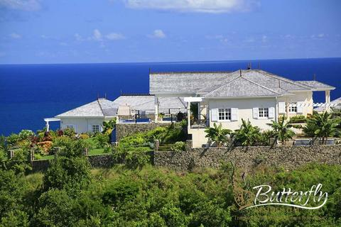5 bedroom detached house - Anse La Raye, St Lucia, St Lucia