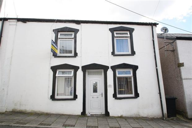2 Bedrooms Terraced House for sale in Mount Pleasant Street, Dowlais