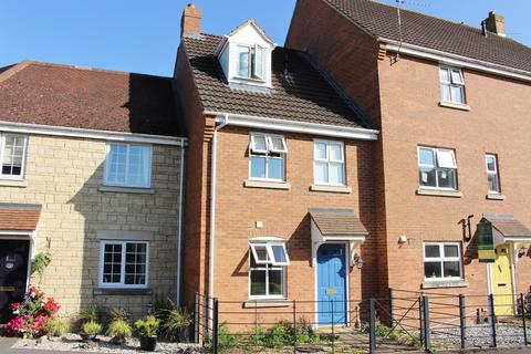 3 bedroom townhouse to rent - Mayfly Road, North Swindon