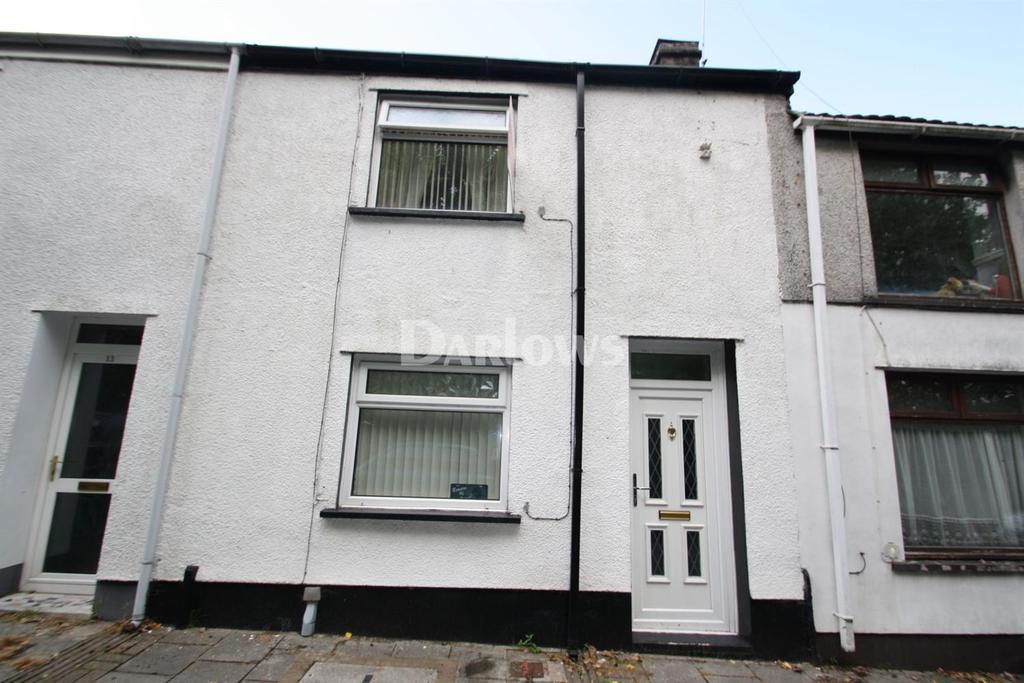 2 Bedrooms Terraced House for sale in Abermorlais Terrace, Merthyr Tydfil