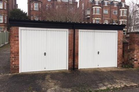 Property to rent - Garage Rear Of, 74 Thorne Road, Doncaster, South Yorkshire, DN2 5BL