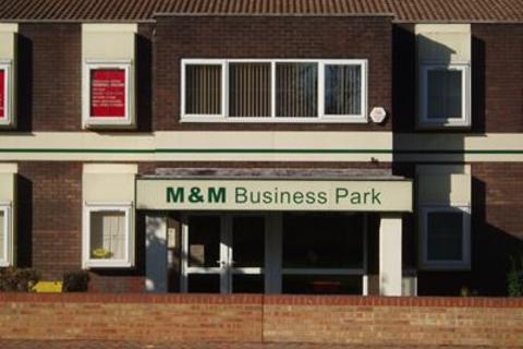 Office to rent - M & M Business Park, Doncaster Road, Kirk Sandall, Doncaster, South Yorkshire