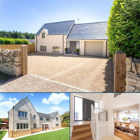 5 bedroom detached house for sale - Shipton Oliffe, Cheltenham, GL54