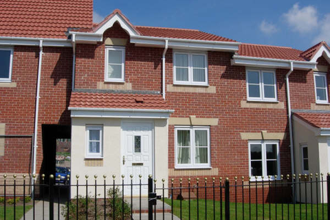 3 bedroom townhouse to rent - Worthy Row, Nottingham NG5