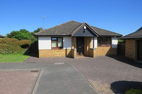 3 bedroom detached bungalow for sale - Peregrine Place, East Hunsbury, Northampton, NN4