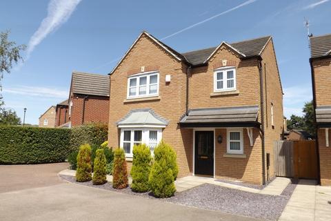 3 bedroom detached house for sale - Millbank Place, Bestwood Village, Nottingham, NG6