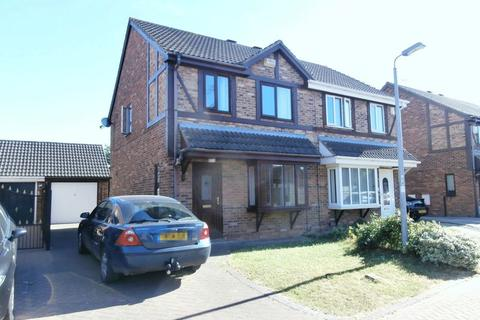 3 bedroom semi-detached house for sale - Ashdene Close, Willerby