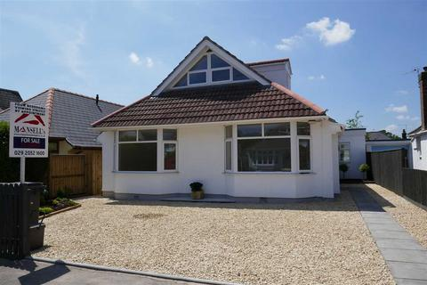 4 bedroom bungalow for sale - Lon y Deri, Rhiwbina, Cardiff
