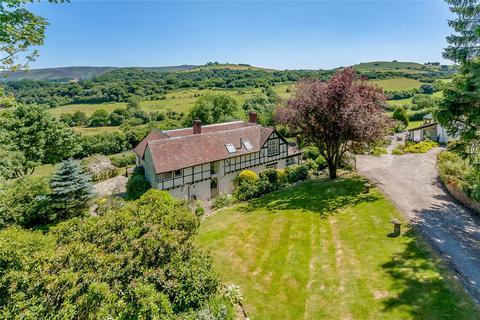 4 bedroom detached house for sale - Bentlawnt, Minsterley, Shrewsbury