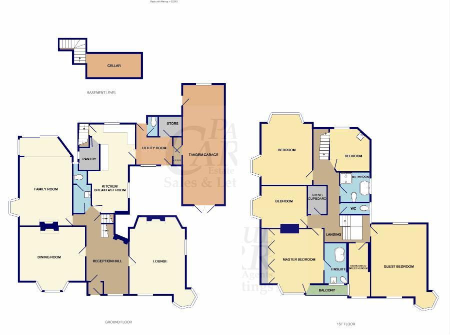 Floorplan: Floor plan for 100