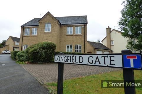 4 bedroom detached house to rent - Longfield Gate, Orton Longueville, Peterborough, Cambridgeshire. PE2 7BL