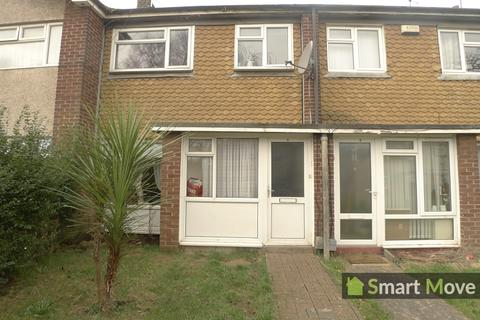 3 bedroom terraced house for sale - Ferndale Way, Peterborough, Cambridgeshire. PE1 3UD