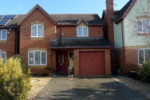 3 bedroom detached house for sale - Houghton Avenue, Peterborough, Cambridgeshire. PE2 8UR