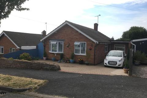 2 bedroom detached bungalow for sale - Faire Road, Glenfield, Leicester, Leicestershire, LE3 8EF