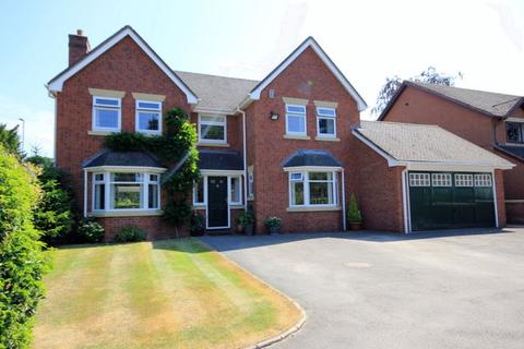 4 bedroom detached house for sale - 1 Blurton Priory, Old Blurton