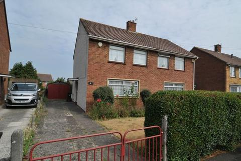 2 bedroom semi-detached house for sale - Totshill Drive, Hartcliffe, Bristol, BS13