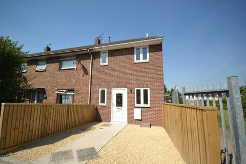 2 bedroom end of terrace house for sale - Crome Road, Lockleaze, Bristol