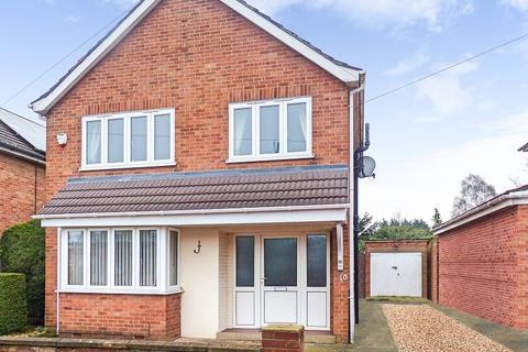 3 bedroom detached house for sale - Mount Pleasant, Peterborough, Cambridgeshire. PE2 8HW