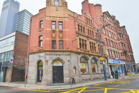 Studio to rent - flat 7, 2 Hanover Street, Manchester