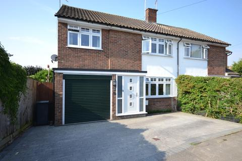 4 bedroom semi-detached house for sale - Capel Close, Broomfield, Chelmsford, CM1